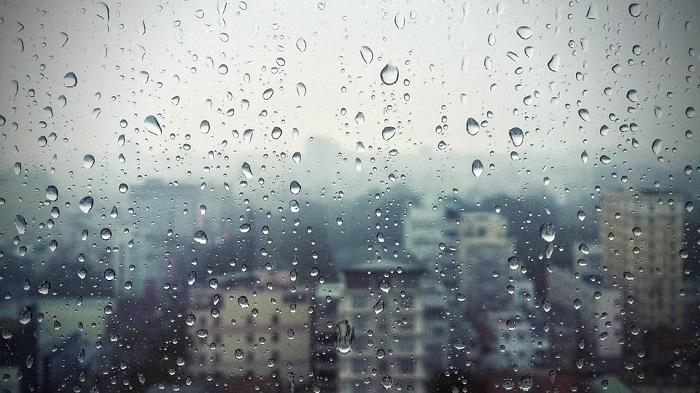 symbolic meaning of rain