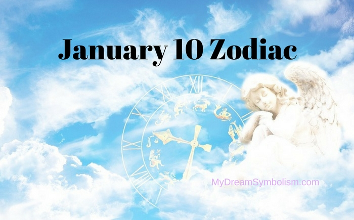 January 10 Zodiac Sign, Love Compatibility