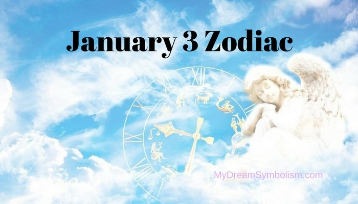 taurus january 3 birthday astrology