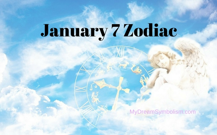 astrology for january 7 birthday