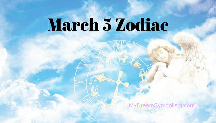 cancer born march 5 horoscope