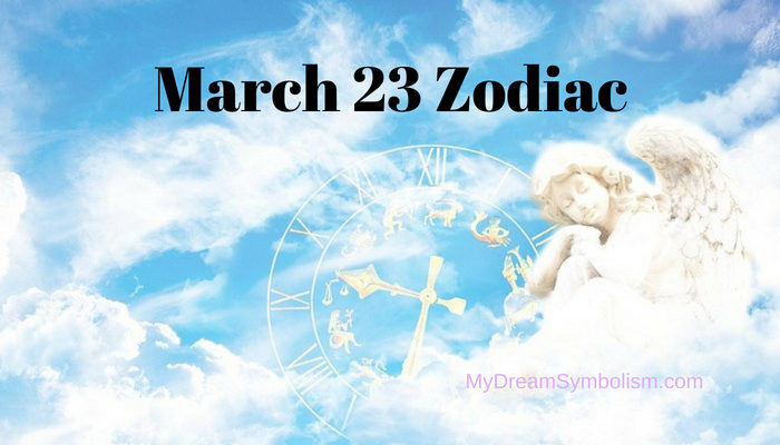 born on 23 march astrology