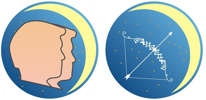 Compatibility between sagittarius woman and gemini man