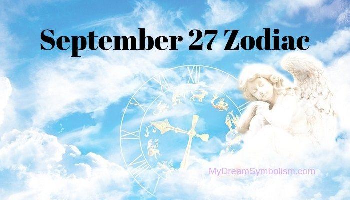 September 27 zodiac compatibility