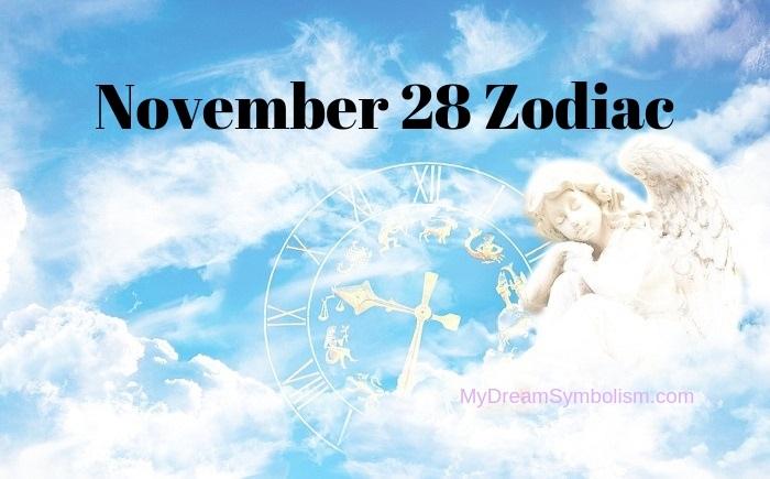 born on 28 november horoscope