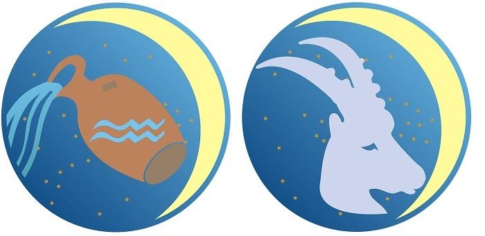 capricorn woman and aquarius man