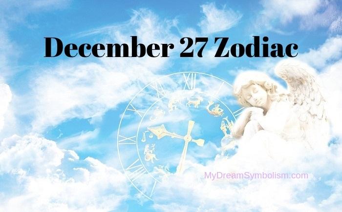 December 27 Zodiac Sign, Love Compatibility