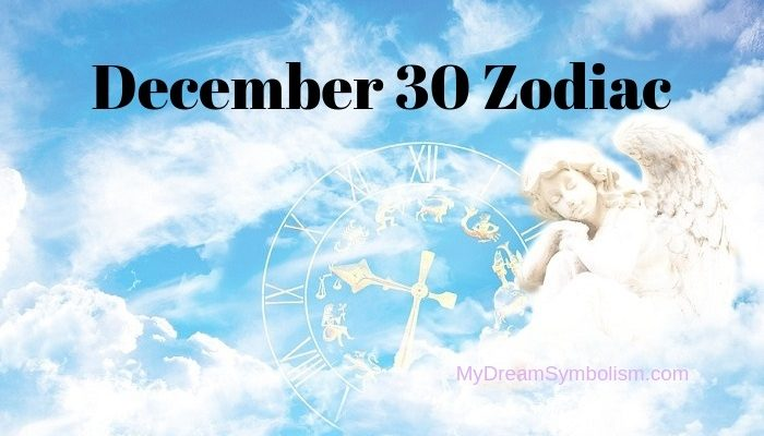 capricorn born december 30 horoscope