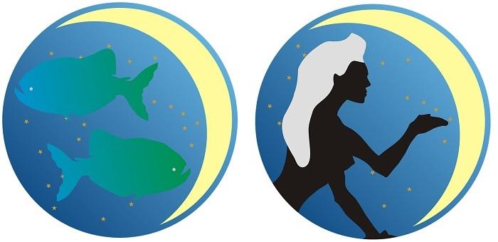 Pisces Mann aus einer virgo Frau Kohlenstoff aus Nashorn